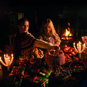 Christmas at Skansen